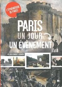 Hélène Renault-Chemin - Paris - Un jour, un évènement.