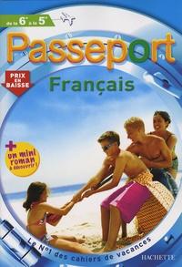 Hélène Robinot - Passeport Français de la 6e à la 5e.