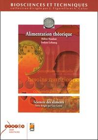 Hélène Roudaut et Evelyne Lefrancq - Alimentation théorique.