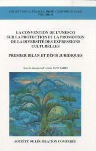 Galabria.be La Convention de l'Unesco sur la protection et la promotion de la diversité des expressions culturelles - Premier bilan et défis juridiques Image