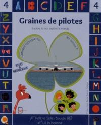 Hélène Selles Bourdu et  Lili la Baleine - Graines de pilotes.