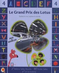 Hélène Selles Bourdu - Le grand prix des lotus - Tome 4, Comment fabrique-t-on des voitures ?.