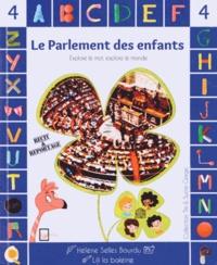 Hélène Selles Bourdu et  Lili la Baleine - Le Parlement des enfants.