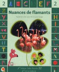 Hélène Selles Bourdu et  Lili la Baleine - Nuances de flamants.