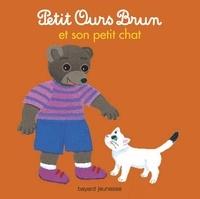 Danièle Bour et Hélène Serre-de Talhouet - Petit Ours Brun et son petit chat.