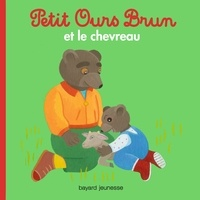 Hélène Serre et Danièle Bour - Petit Ours Brun et le chevreau.