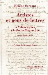Feriasdhiver.fr ARTISTES ET GENS DE LETTRES A VALENCIENNES A LA FIN DU MOYEN AGE. (Vers 1440-1507) Image