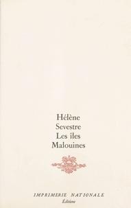 Hélène Sevestre - Les Îles Malouines.