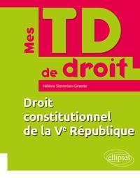 Deedr.fr Droit constitutionnel de la Ve république Image