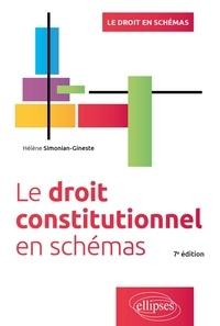 Ebook pdf / txt / mobipocket / epub téléchargez ici Le droit constitutionnel en schémas ePub par Hélène Simonian-Gineste (Litterature Francaise) 9782340029880
