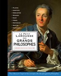 Hélène Soumet et Anne-Laure Kerdraon - Le petit Larousse des grands philosophes.