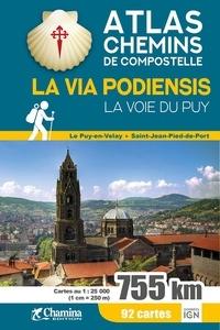 Hélène Tellier - La Via Podiensis - La voie du Puy.