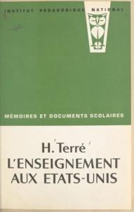 Hélène Terré et Ferdinand Buisson - Institut pédagogique national.
