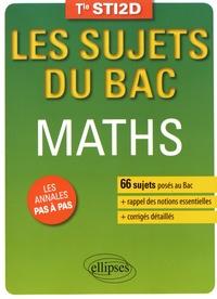 Hélène Tilly - Mathématiques Tle STI2D.