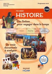 Hélène Trine et Mallory Tinena-Monhard - Histoire CM1 Fichier. 1 DVD
