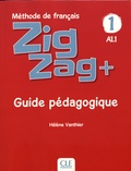 Hélène Vanthier - Zigzag+ 1 A1.1 - Guide pédagogique.