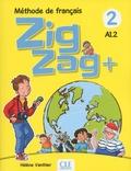 Hélène Vanthier - Zigzag + 2 A1.2 - Méthode de français. 1 DVD
