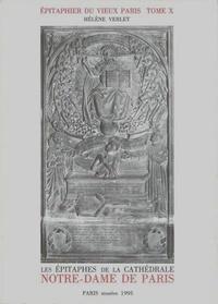 Ucareoutplacement.be Epitaphier du Vieux Paris - Tome 10, Cathédrale Notre-Dame N° 4448 à 4849 Image