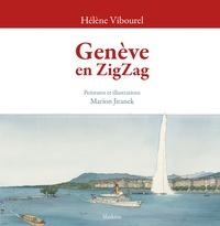 Hélène Vibourel - Genève en ZigZag.