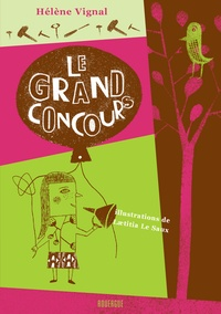 Hélène Vignal - Le grand concours.