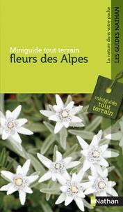 Helga Hoffmann - Fleurs des Alpes - Miniguide tout terrain.
