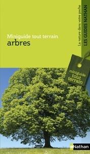 Helga Hofmann - Les arbres - Miniguide tout terrain.