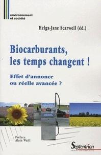Biocarburants : les temps changent! Effet dannonce ou réelle avancée ?.pdf