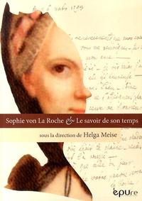 Galabria.be Sophie von La Roche & le savoir de son temps Image