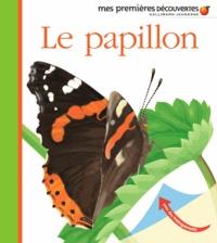 Héliadore et Claude Delafosse - Le papillon.