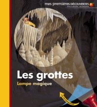 Héliadore et Claude Delafosse - Les grottes.