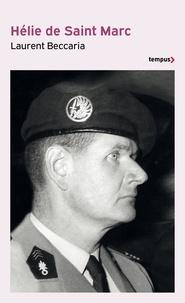 Hélie de Saint Marc - Mémoires - Les champs de braises.