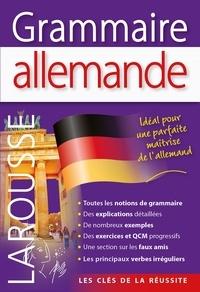 Hella Straubel - Grammaire allemande.