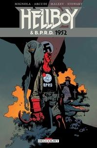 Mike Mignola - Hellboy & BPRD T01 - 1952.