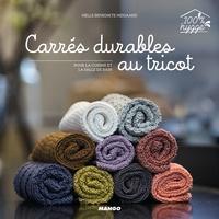 Helle Benedikte Neigaard - Carrés durables au tricot pour la cuisine et la salle de bain.