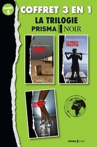 Helle Vincentz et Donna Malane - Coffret Prisma Noir 4 : La vierge africaine , Le pirate philippin , Une danse de trop.