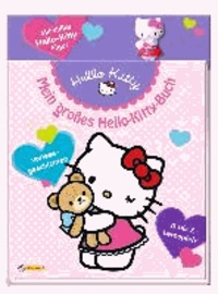 Hello Kitty: Mein großes Hello-Kitty-Buch - Mit süßer Hello-Kitty-Spielfigur.