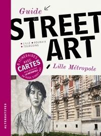 Hello Lille et Benjamin Bar - Guide du street art Lille Métropole - Lille - Roubaix - Tourcoing.