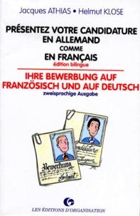 Openwetlab.it Présentez votre candidature en allemand comme en français... Image