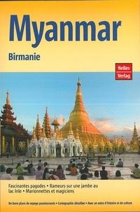 Helmut Köllner et Axel Bruns - Myanmar (Birmanie).