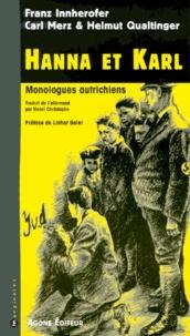 Helmut Qualtinger et Franz Innherofer - .