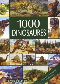 Helmut Werner - 1000 Dinosaures.