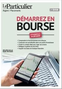 Héloïse Bolle et Marc Michaux - Démarrez en Bourse.