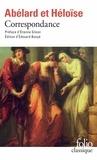 Héloïse et Pierre Abélard - Correspondance d'Abélard et Héloïse.