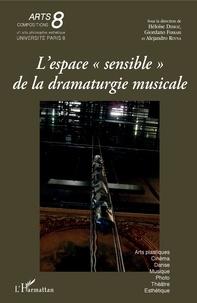 """Héloïse Demoz et Giordano Ferrari - L'espace """"sensible"""" de la dramaturgie musicale."""
