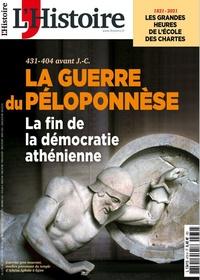 Héloïse Kolebka - L'Histoire N° 479, janvier 2021 : La Guerre du Péloponnèse - La fin de la démocratie athénienne.