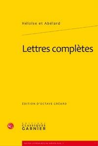 Héloïse et  Abélard - Lettres complètes.