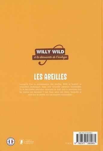 Willy Wild à la découverte de l'écologie  Les abeilles