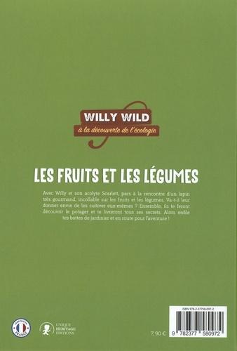 Willy Wild à la découverte de l'écologie  Les fruits et légumes