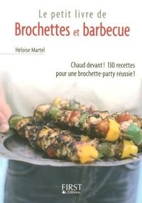 Héloïse Martel - Brochettes et barbecue.