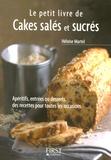 Héloïse Martel - Cakes salés et sucrés.